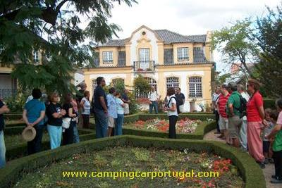 CampingCar Portugal meeting: The Blue River City