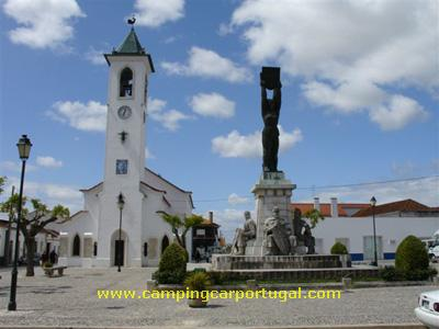 CampingCar Portugal meeting: Santarém, Capital of the Portuguese Gothic