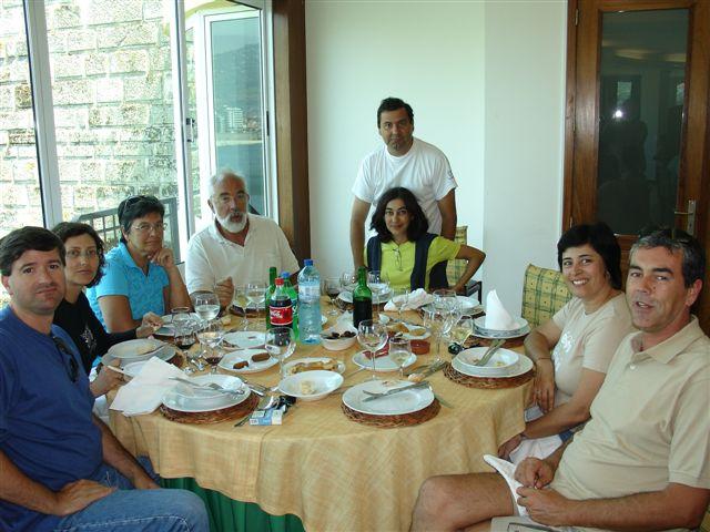 Peso da Régua – Almoço do grupo
