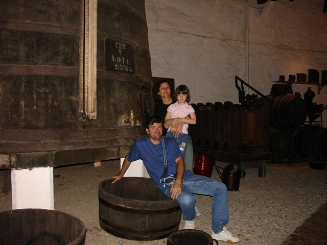 O Paulo e as suas duas mulheres: Cristina e Catarina