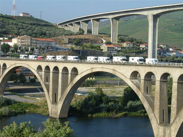 CampingCar Portugal meeting: By the Margins of Douro