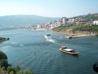 Peso da Régua – Almoço com vista para o Douro