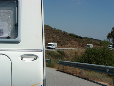 A caminho de Marialva