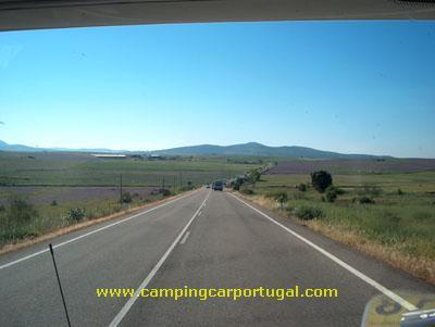 A caminho de Guadalupe