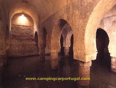 Cáceres – Cisterna árabe do Palácio de las Veletas