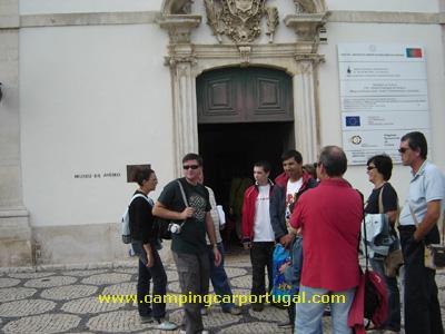Depois do almoço, visita ao Museu de Aveiro
