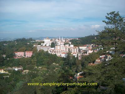 Perto da hora de almoço, foi tempo de nos dirigirmos para a Portela de Sintra